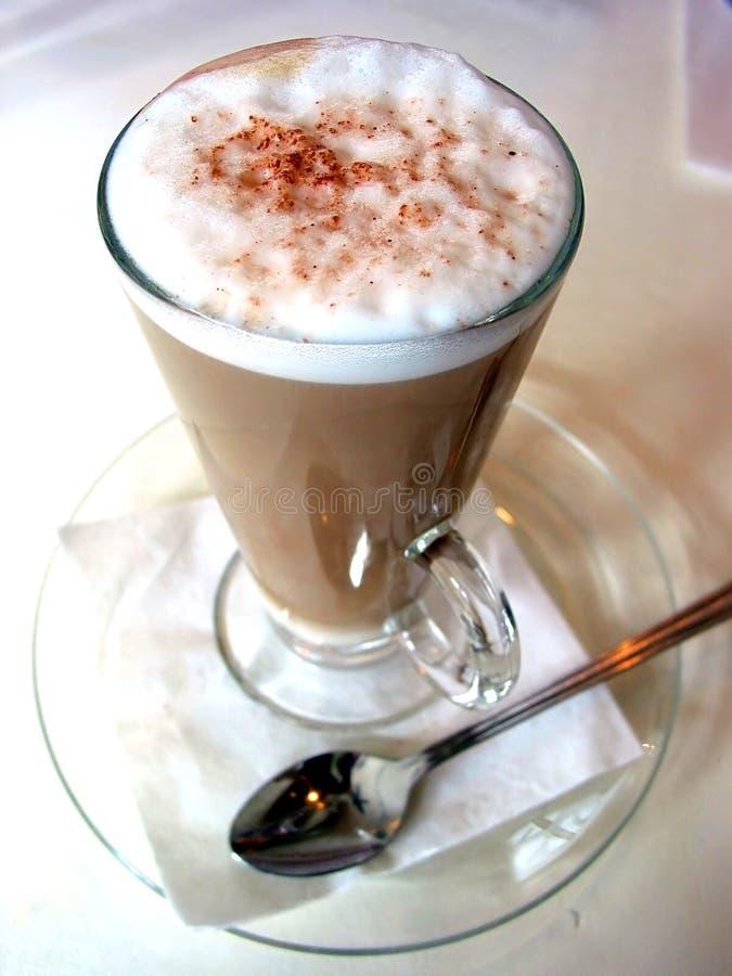 Download Closup latte στοκ εικόνες. εικόνα από espresso, καφές, γυαλί - 381638