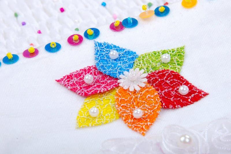 Download Cloth stock photo. Image of dots, clothing, making, short - 5377850