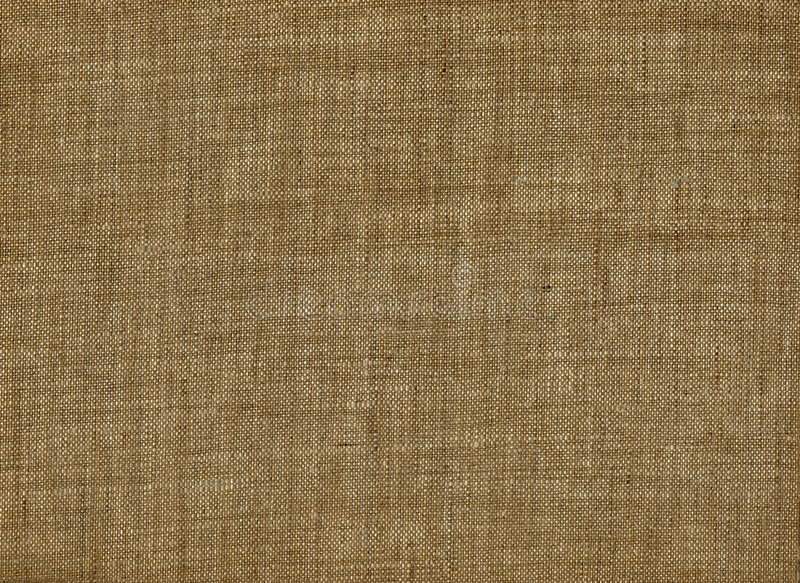 Cloth, Burlap royalty free stock image