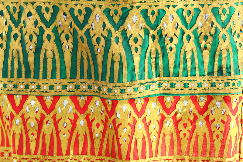 Cloth Decoration Stock Photos