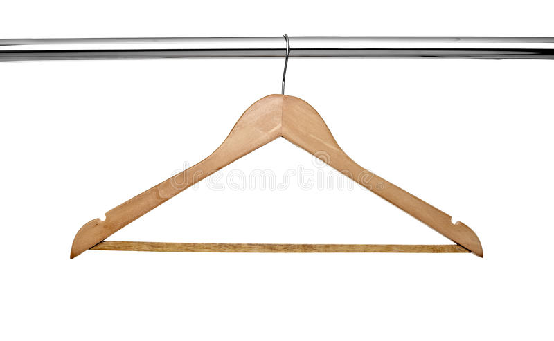Download Cloth Hangers Stock Photography - Image: 18299892