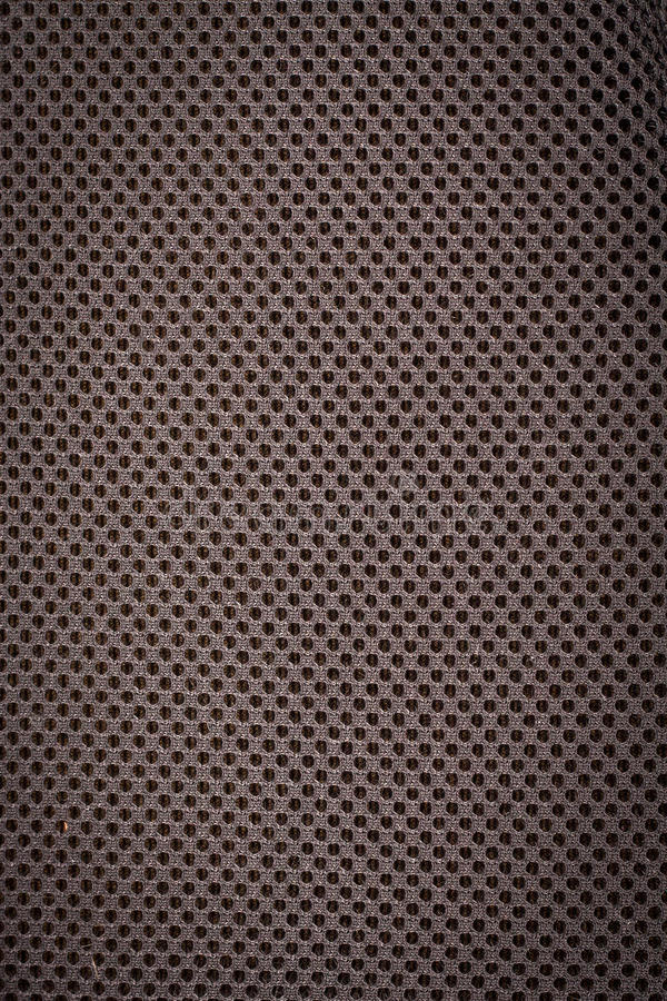 Cloth mesh. Black cloth mesh as a textured background image stock photo