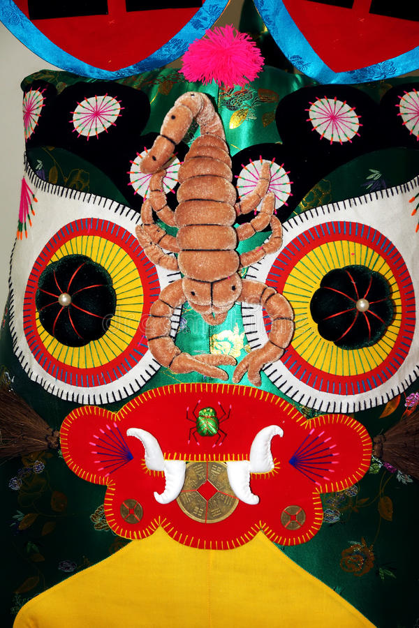 Download Cloth tiger editorial image. Image of chinese, craft - 27480455