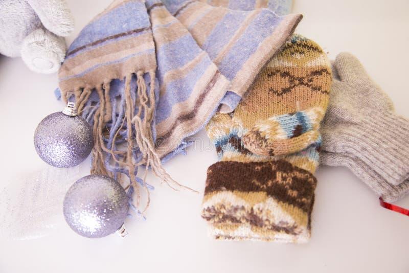 Clother di inverno immagini stock libere da diritti