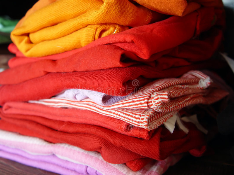 Download Clothes stock image. Image of textile, clothes, fashion - 124153