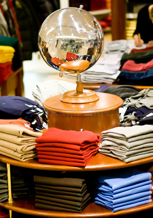 Free Clothes Boutique Stock Image - 17266691