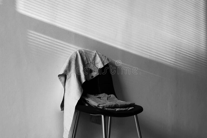 Clothes On Chair Free Public Domain Cc0 Image