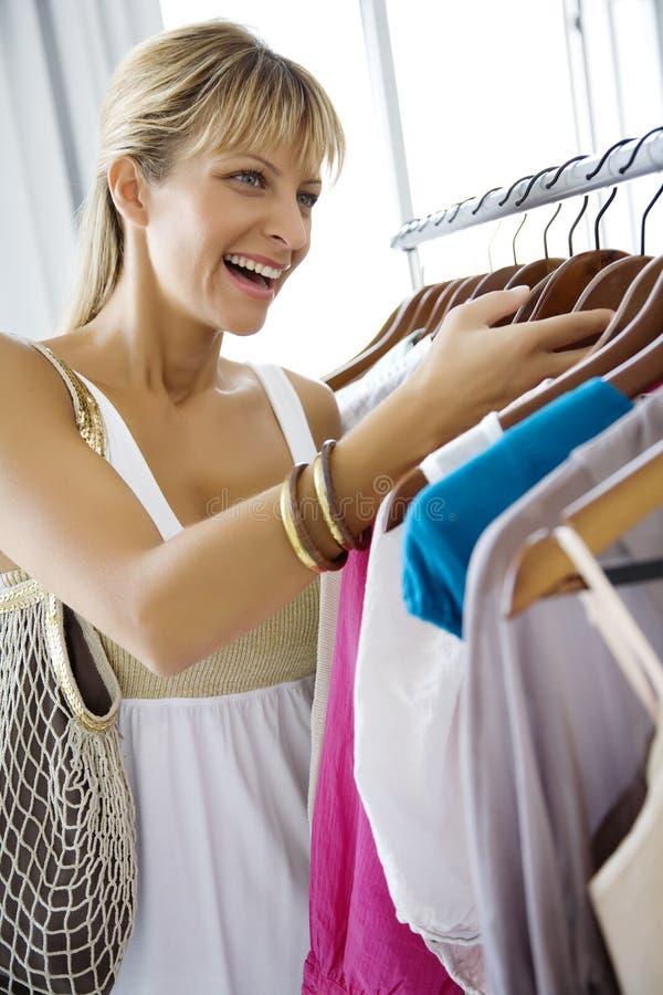 Download Clothes Shopping Stock Photos - Image: 7072733