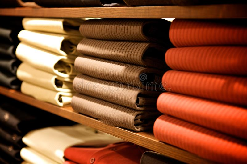 Download Clothes in a store stock image. Image of jeans, dress - 11831211
