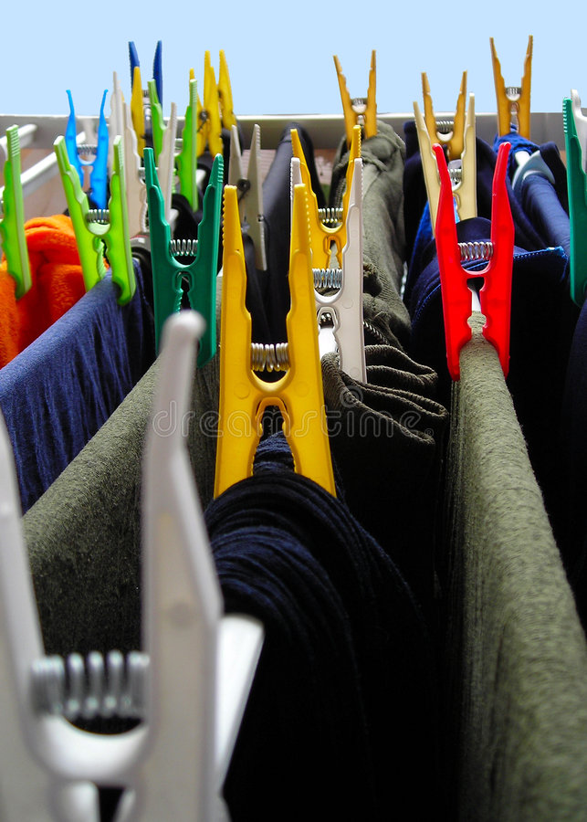 Download Clothes Washed... Royalty Free Stock Photo - Image: 1400975