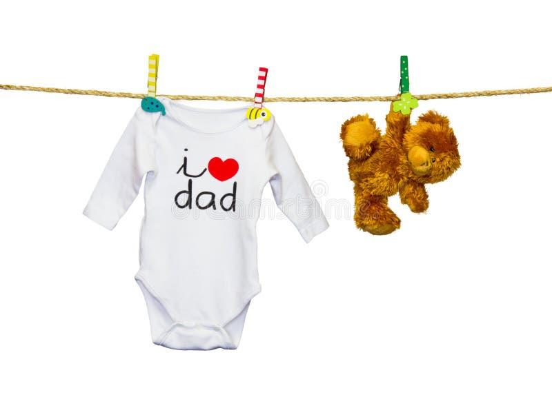 Clothesline imagens de stock