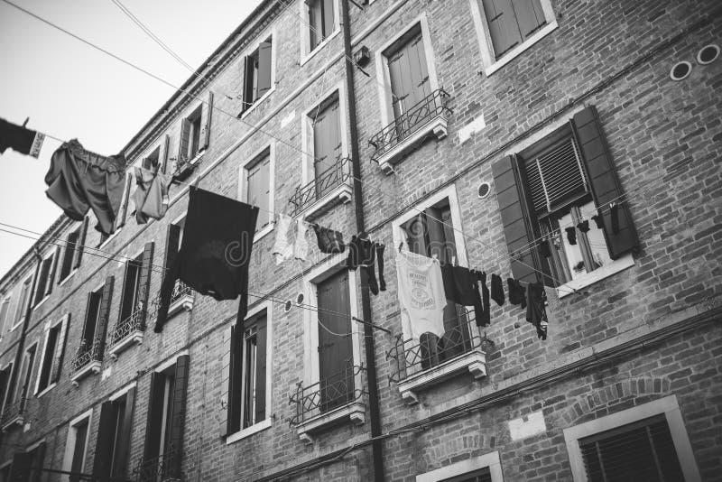 clothesline imagen de archivo