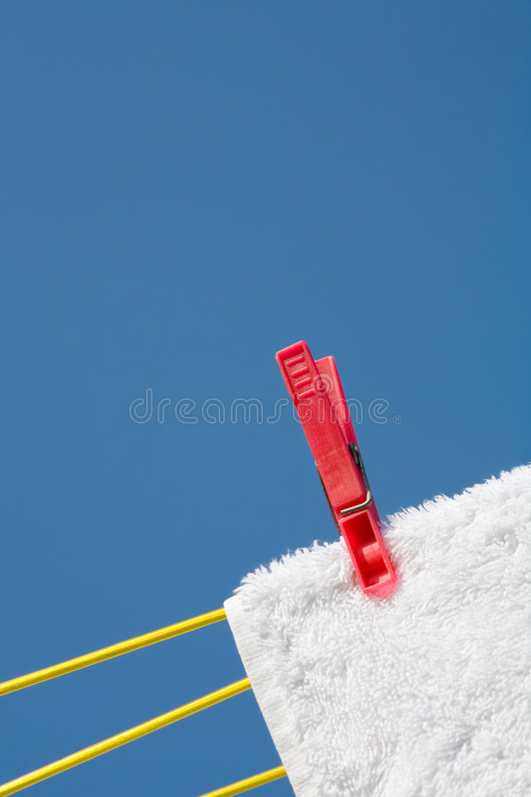 Clothespeg foto de stock royalty free