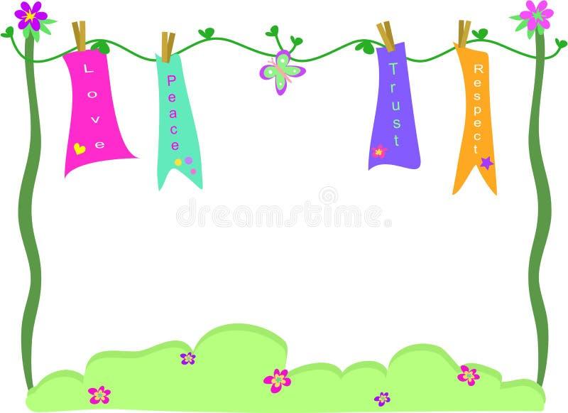 Download Clothespin μηνύματα διανυσματική απεικόνιση. εικονογραφία από πρασινάδα - 13180964
