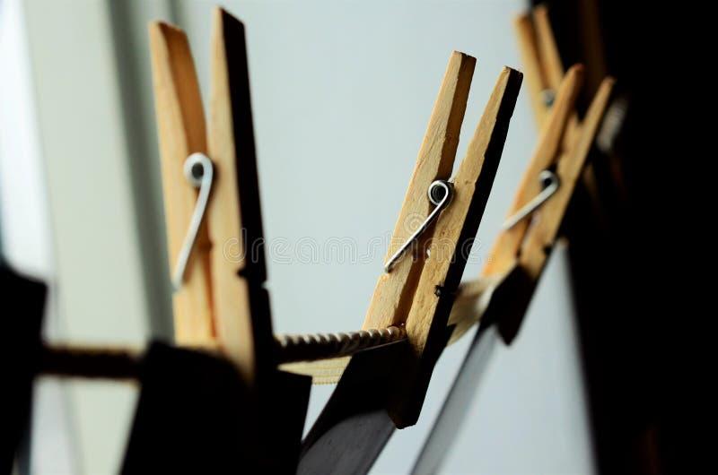 clothespin fotografia royalty free