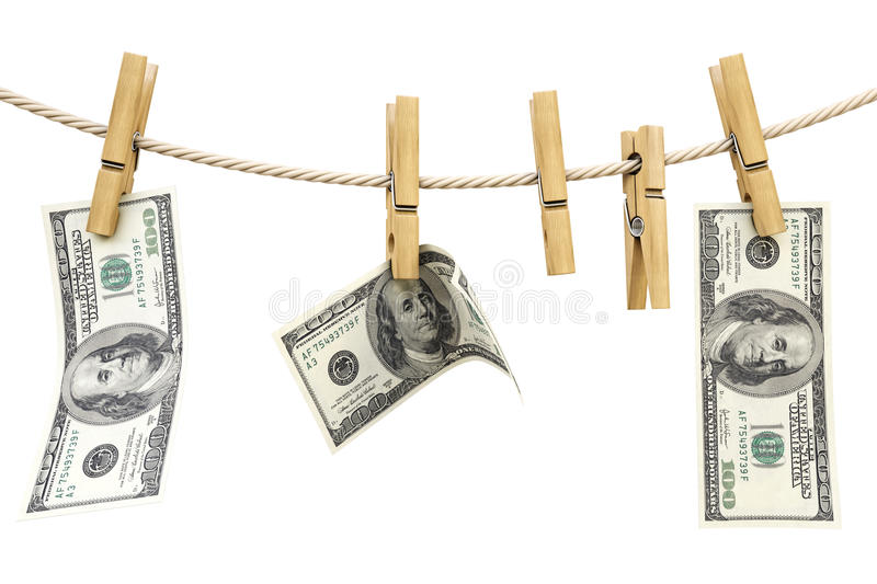 Download Clothespin stock illustration. Image of laundering, abstract - 33230779