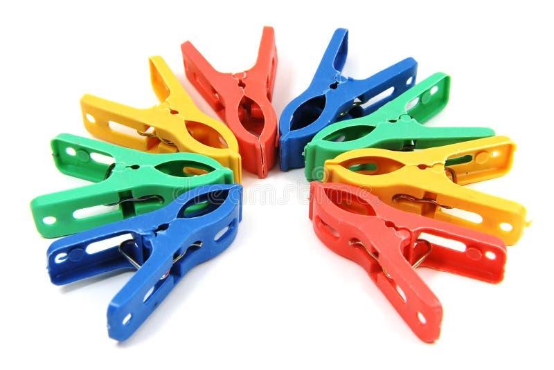 clothespins стоковое фото