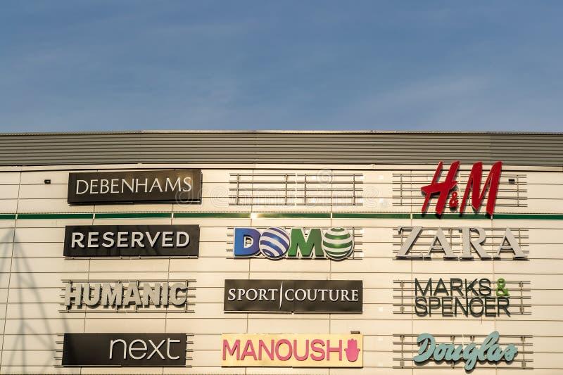 Clothing Companies