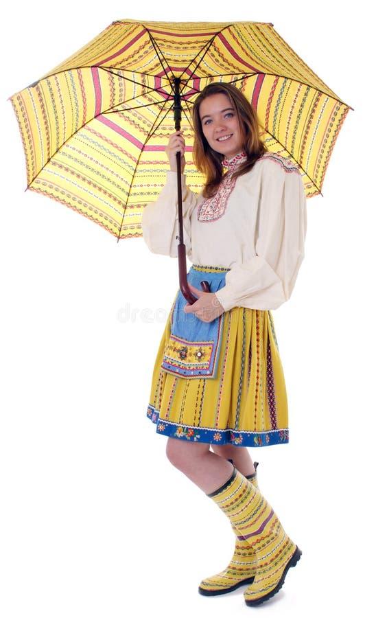 clothing estonian traditionell kvinna arkivfoton