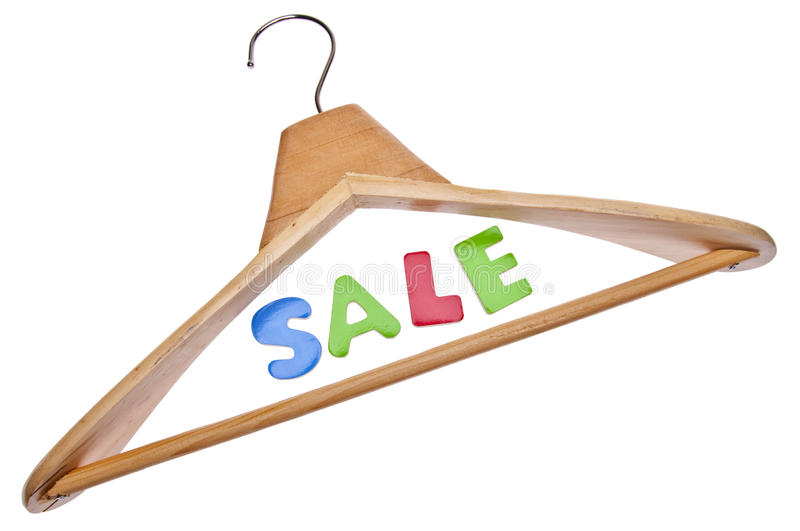 Download Clothing Sale Stock Photo - Image: 15037480