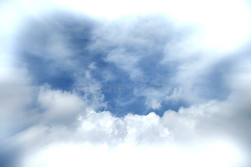 Cloud royalty free stock photo