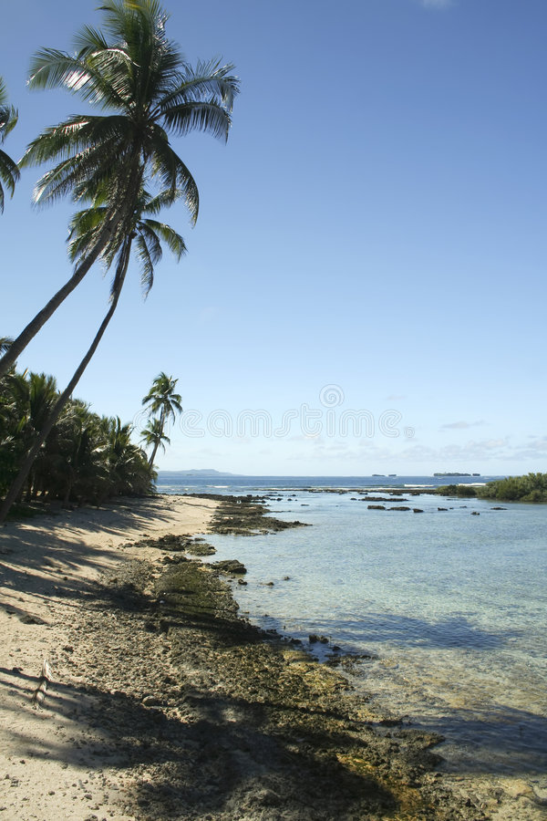 Cloud 9 beach siargao island philippines stock photography