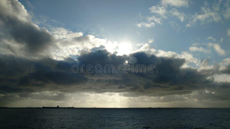 Cloud blanket stock photos