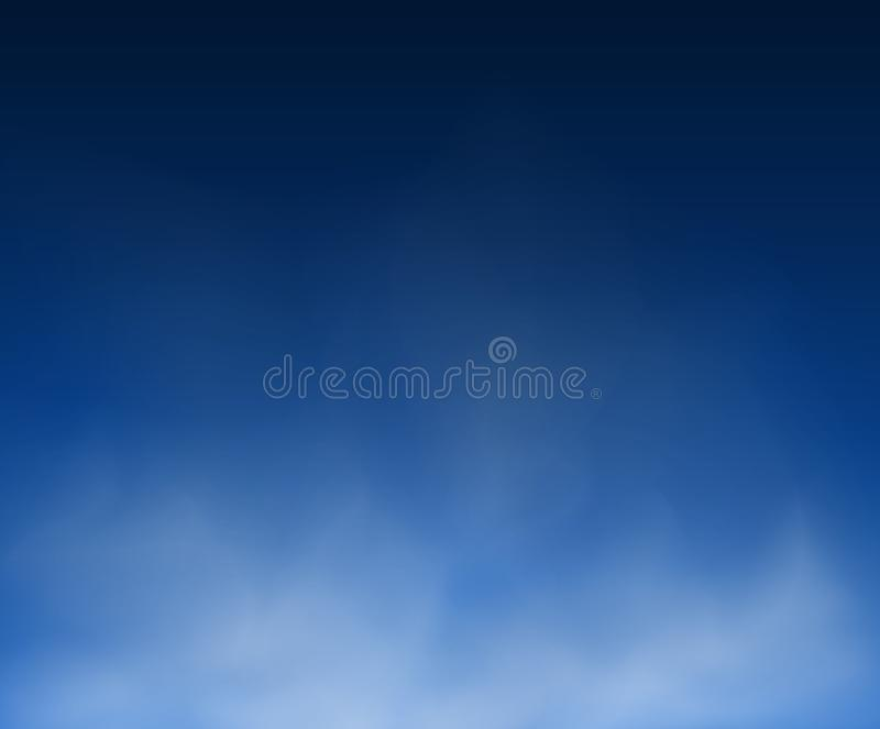 Cloud blue  abstract  backgrounds abstract vector and smoke abstract  composition copy space illustration stock illustration