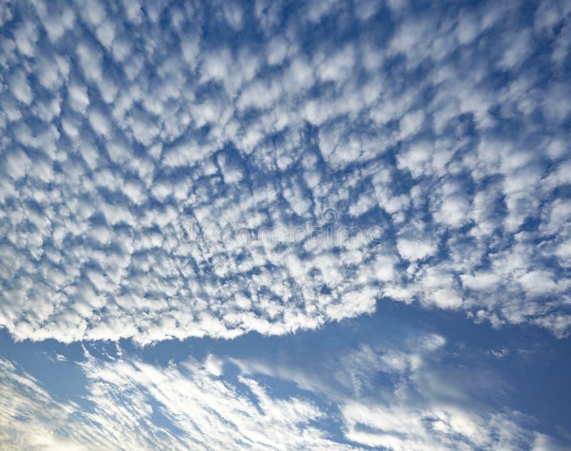 CLOUD ON BLUE SKY. Background stock photos