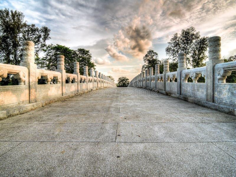 Download Cloud Bridge stock image. Image of evening, sunset, style - 5420423