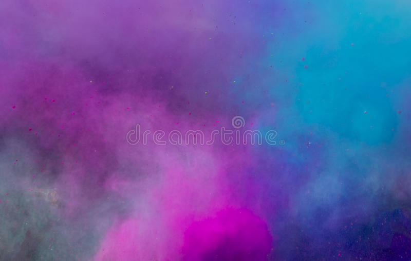 The Color Run – A Spectacular Rainbow Spectical | Views ... |Color Powder In Air