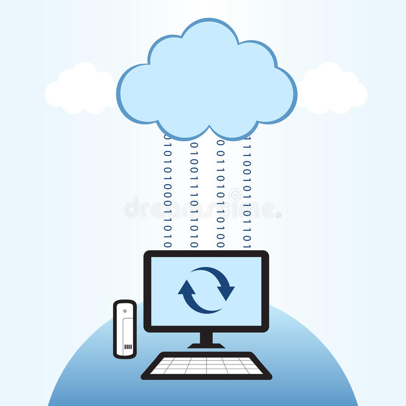 Download Cloud Computing Royalty Free Stock Images - Image: 18156409