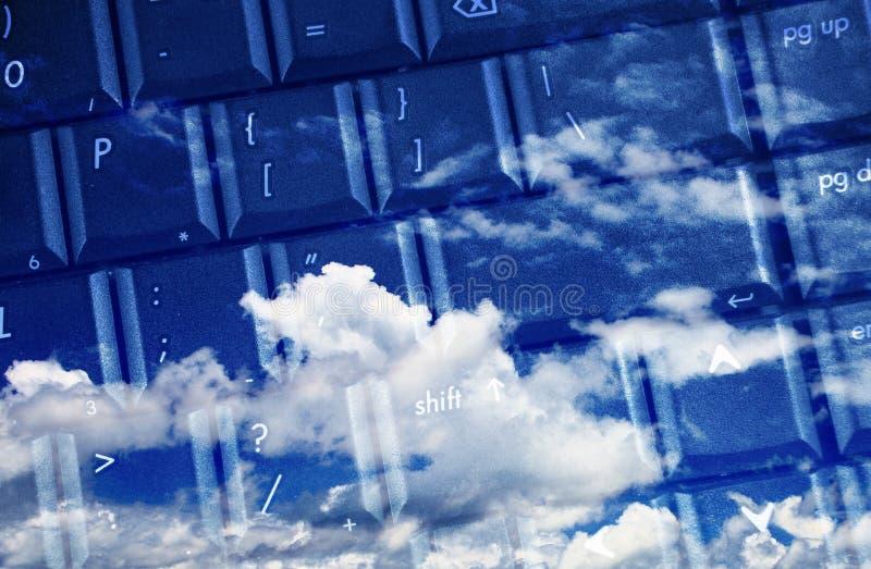 Download Cloud computing stock image. Image of select, inspiration - 20795585