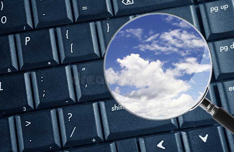 Download Cloud computing stock image. Image of ideas, concept - 20795629