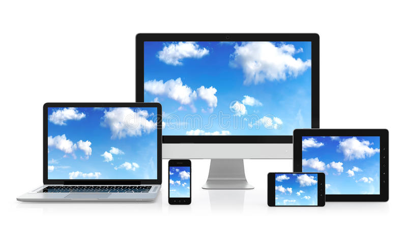 Download Cloud Computing Royalty Free Stock Images - Image: 28721859