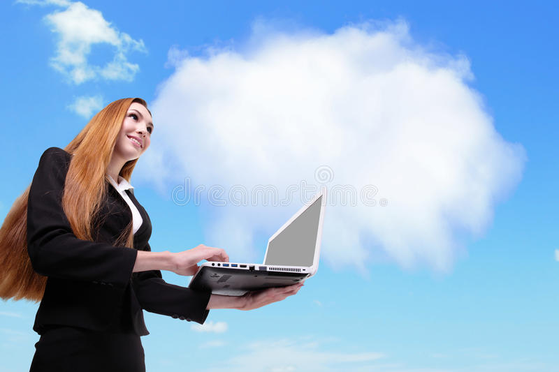 Download Cloud Computing Concept Royalty Free Stock Photos - Image: 36970598