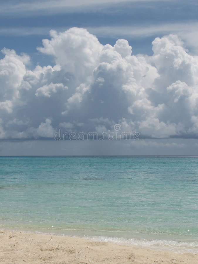 cloud cumulus fotografia stock
