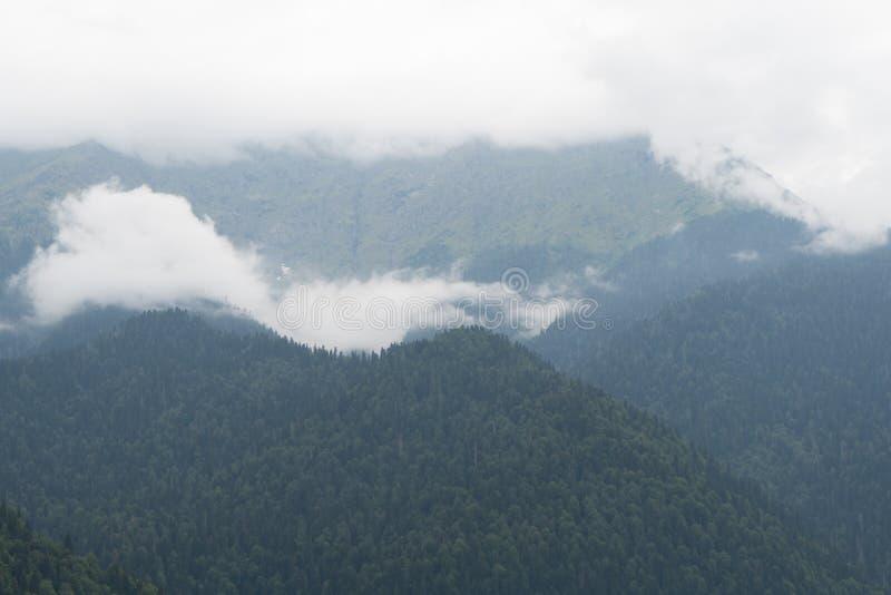 cloud góry obrazy stock