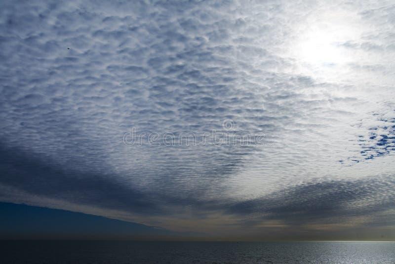 cloud morza obrazy stock