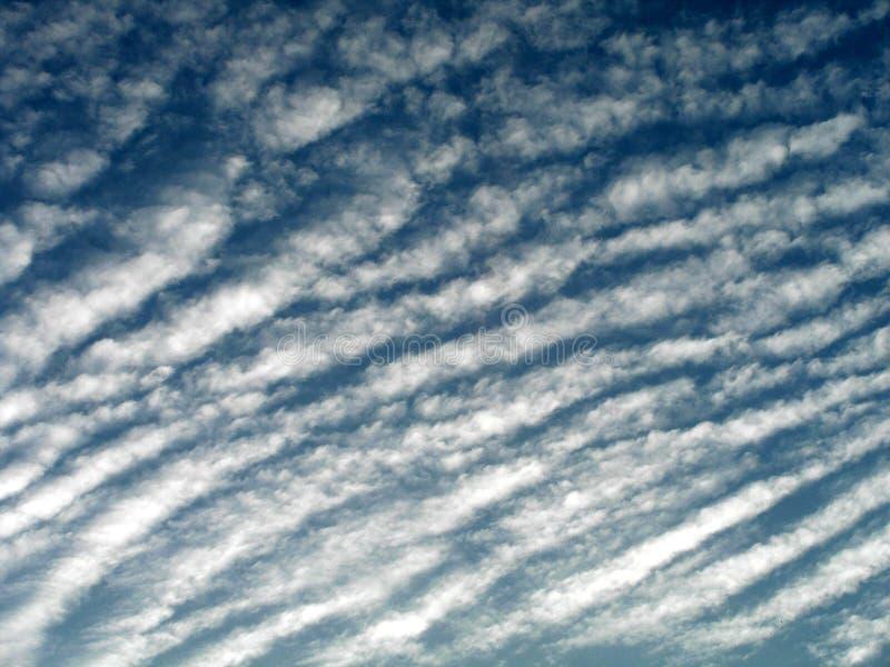cloud paski fotografia royalty free