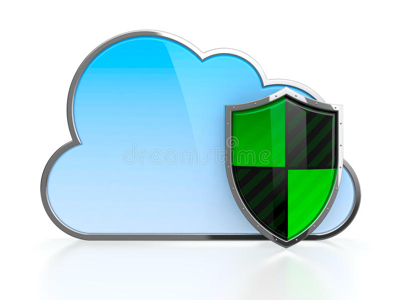 Download Cloud Protection Stock Photo - Image: 25470670