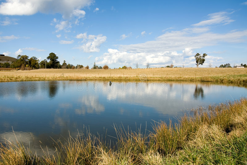 Download Cloud Reflections stock image. Image of rural, deep, clouds - 5319449