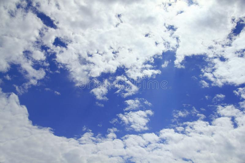 Cloud And Sky Free Stock Photography