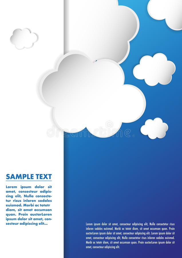 Download Cloud stock vector. Illustration of concept, computing - 31587261
