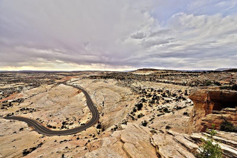 Cloud, Sky, Badlands, Rock royalty free stock image