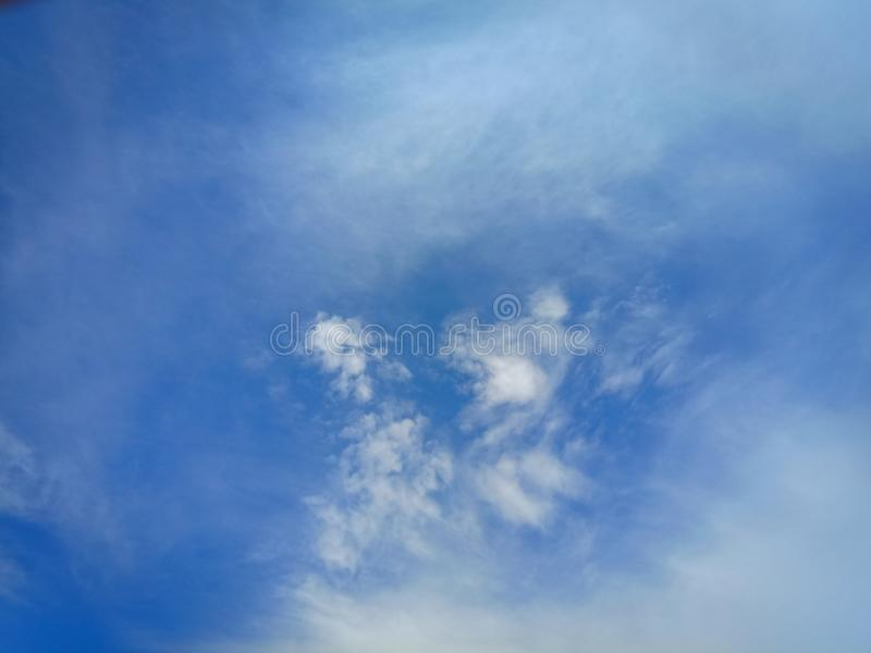 Cloud in the sky beautiful stock images