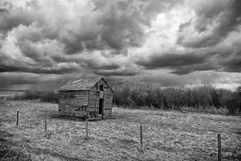Cloud, Sky, Black And White, Monochrome Photography royalty free stock image