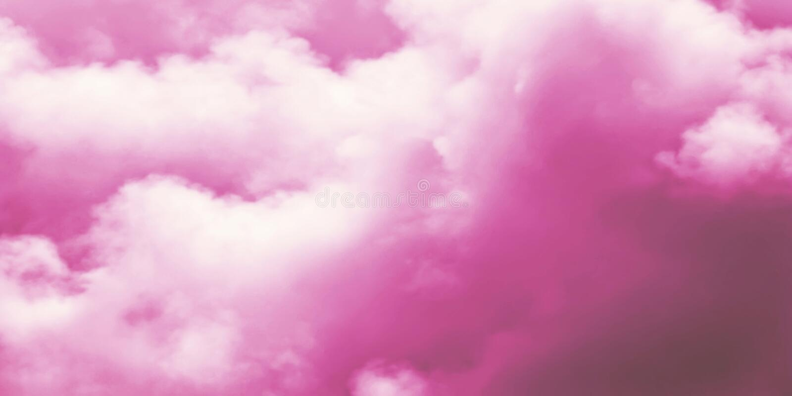 Cloud and sky pastel color abstract nature background royalty free stock image