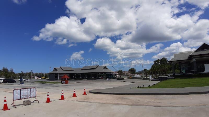 Thailand cloud sky country light. Cloud sky thailand country light. Cloud sky thailand royalty free stock photo