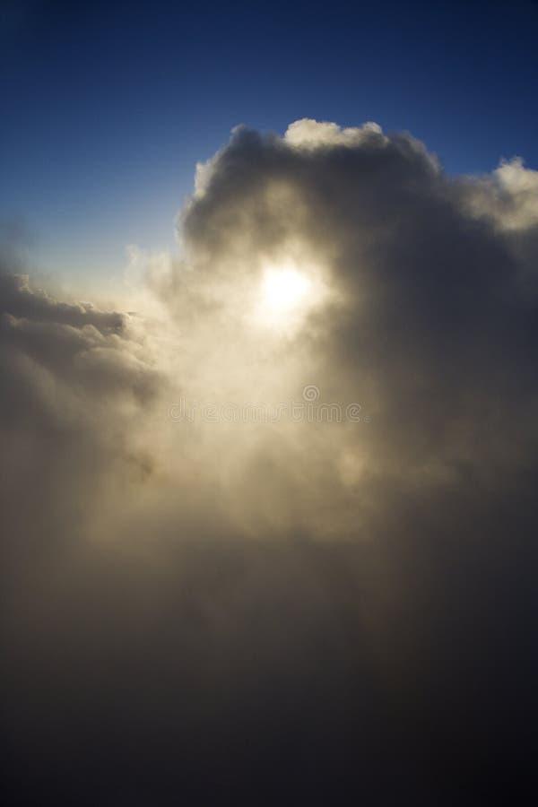 cloud skyscape obrazy stock